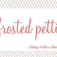 Blog Feature in The Frosted Petticoat