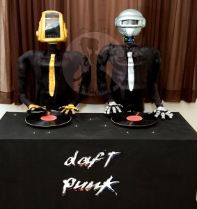 daft punk watermarked