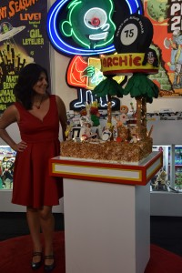 Food Network Cake Wars Season 2 Archie Comics