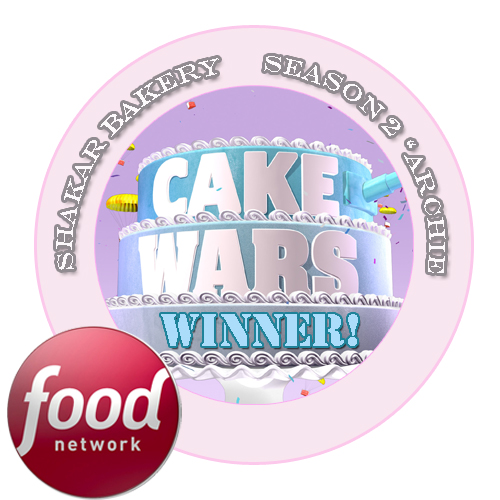 cake wars winner logo layers version 5